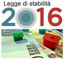Legge di Stabilità 2016: Obbligo della Registrazione del Locatore